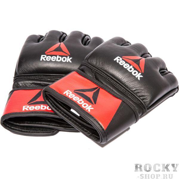 ММА перчатки Reebok ReebokПерчатки MMA<br>ММА перчатки Reebok. Купить перчатки Reebok можно в нашем магазине либо оформив заказ на доставку.<br><br>Размер: S