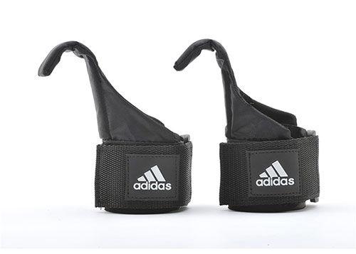 Купить Ремни для тяги с крюком Adidas Hook Lifting Straps (арт. 15263)