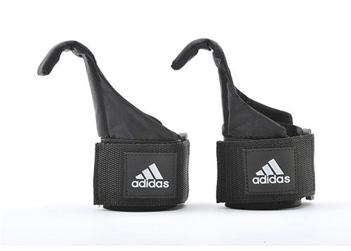 Ремни для тяги с крюком Adidas Hook Lifting Straps Adidas фото