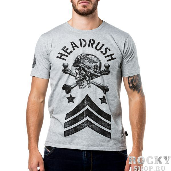 Купить Футболка Headrush Pallaton heashirt0441