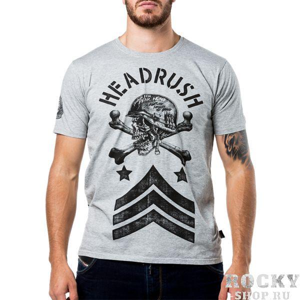 Футболка Headrush Pallaton HeadrushФутболки / Майки / Поло<br>Футболка Headrush Pallaton. Состав: 100% хлопок. Уход: машинная стирка в холодной воде, деликатный отжим, не отбеливать.<br>