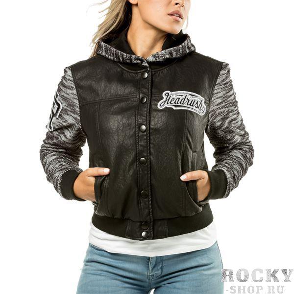 Женская куртка Headrush Tyra HeadrushТолстовки / Олимпийки<br>Женская куртка Headrush Tyra. Шикарный жакет с капюшоном!<br><br>Размер INT: L