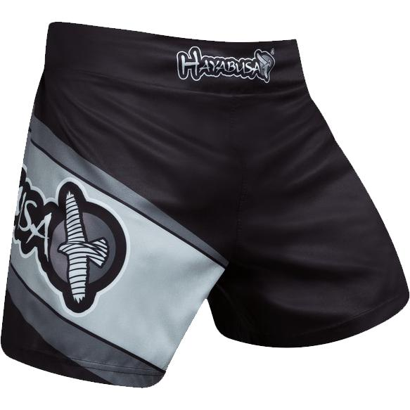 Шорты Hayabusa Kickboxing HayabusaШорты для тайского бокса/кикбоксинга<br>Шорты Hayabusa Kickboxing. Очень лёгкие, но при этом очень прочные шорты. Материал, из которого сделаны шорты Hayabusa, хорошо тянется. Так же присутствуют боковые разрезы на бёдрах. За счет этих факторов шорты становятся очень удобными в работе и не создают ни малейшего намёка на дискомфорт. Так же необходимо отметить, что данные шорты короче своих ММА-аналогов. Шорты Hayabusa Kickboxing достаточно быстро сохнут после стирки. Этот фактор позволит использовать их максимально часто. Все рисунки сублимированы в ткань. Подходят для занятий самыми различными единоборствами, кроссфитом, фитнесом, железным спортом и т. д. . Уход: машинная стирка в холодной воде, деликатный отжим, не отбеливать.<br><br>Размер INT: S