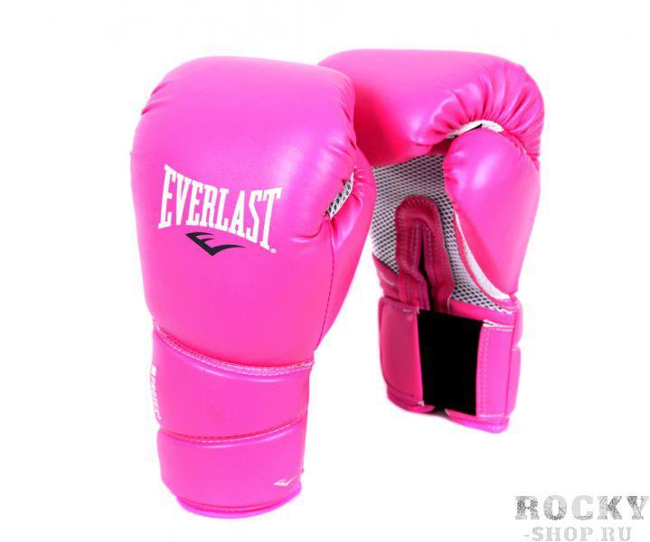 Купить Перчатки боксерские тренировочные Everlast Protex2 14 oz (арт. 1542)