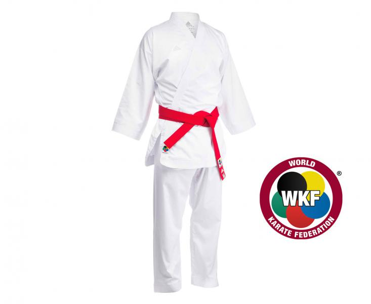 Кимоно для карате Adizero WKF белое Adidas