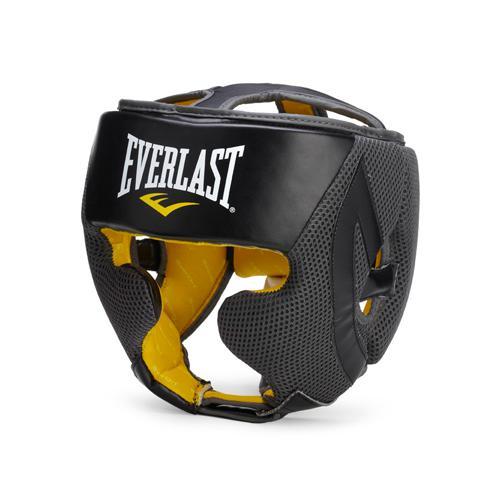 Шлем EverCool, Кожа Everlast