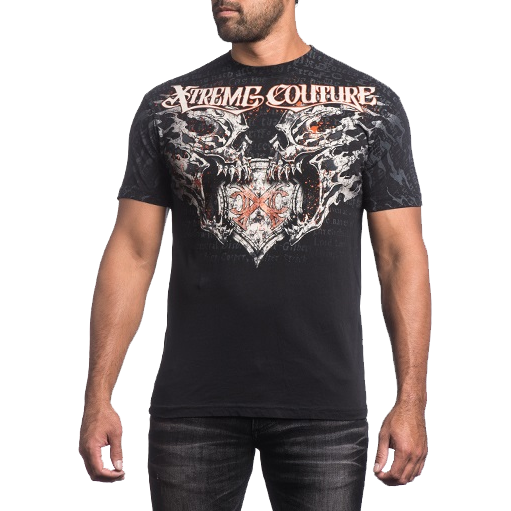 Купить Футболка Xtreme Couture Splatter House Affliction (арт. 15555)