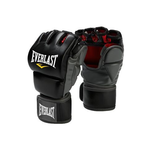 Перчатки MMA Everlast Grappling, Черные Everlast