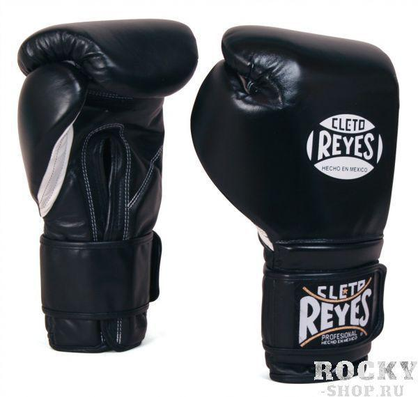 Перчатки боксерские на липучке, 8 унций Cleto ReyesБоксерские перчатки<br>Изготовлены из козьей кожи и композитов исключительного качества<br> Водоотталкивающая подстежка из нейлона защищает обивку от пота<br> Удлинненный манжет и липучка гарантирует удобство крепления и защищает запястье от повреждений<br> Наполнение латексной пеной<br> Конструкция большого пальца защищает от попаданий в глаз, повреждений суставов, повреждений костей и гарантирует защиту пальца<br><br>Цвет: Красный