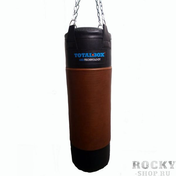 Боксерский мешок гелевый TOTALBOX GEL TECHNOLOGY, 35х110см, 45кг Aquabox