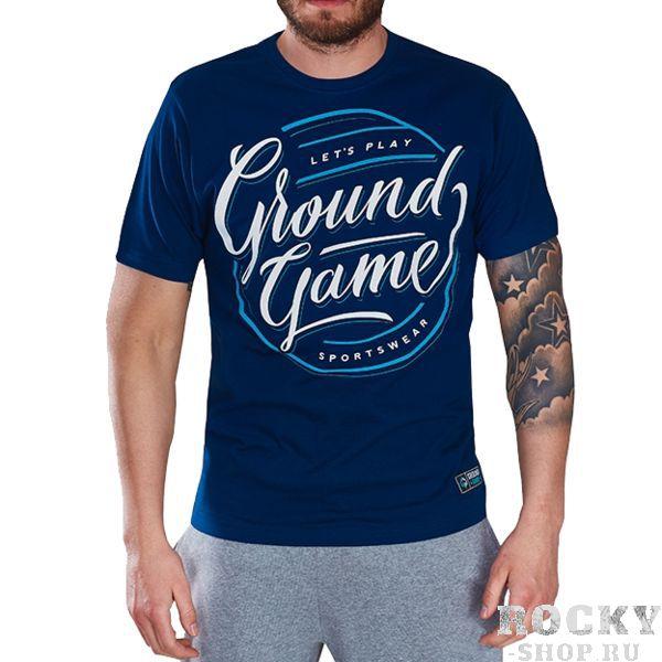Футболка Ground Game Classic Ground GameФутболки / Майки / Поло<br>Футболка Ground Game Classic. - Лекала приталены и отлично сядут на спортивную фигуру. Cостав: 100% хлопок.<br><br>Размер INT: XL