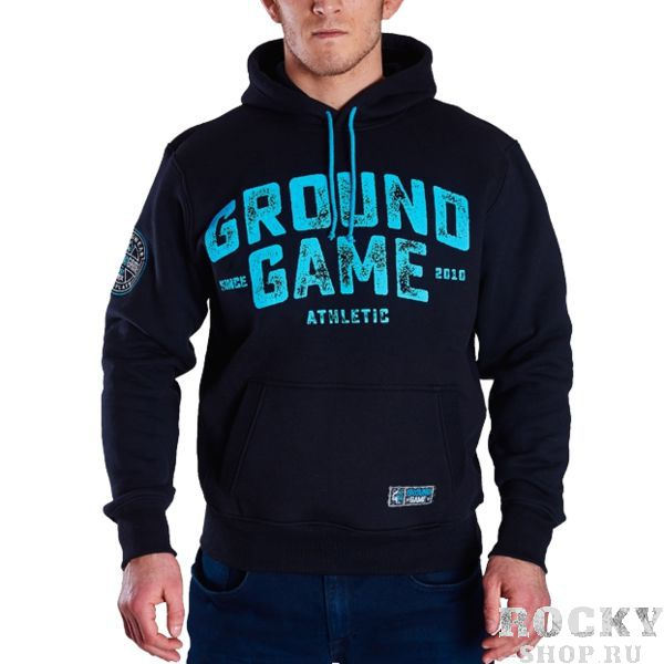 Толстовка Ground Game Athletic Ground Game