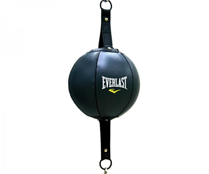Груша пневматическая на растяжках Everlast PU Double End 2.0 EverlastСнаряды для бокса<br>Груша на растяжках. В комплект входит груша и растяжки пол-потолок. Искусственная кожа.<br>
