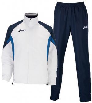 Детский спортивный костюм ASICS T655Z5 0150 SUIT EUROPE JR 152  AsicsСпортивные костюмы<br>Детский спортивный костюм ASICS T655Z5 0150 SUIT EUROPE JR 152 •Стильный спортивный детский костюм на 100% изготовлен из микрофибры. •Технологичная ткань обладает прекрасной способностью впитывать влагу и отличной воздухопроницаемостью. •Куртка с контрастными вставками по бокам и отделанными круглыми объёмными швами. •Удобные карманы на молнии на куртке и брюках. •Брюки фиксируются на эластичной резинке с дополнительным шнурком. •Боковая молния в нижней части брючин для регулирования их ширины.<br>
