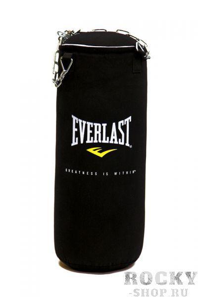 Купить Мешок боксерский Everlast Canvas (30кг, 108см) (арт. 1604)