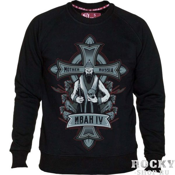 Свитшот Mother Russia Грозный Mother Russia