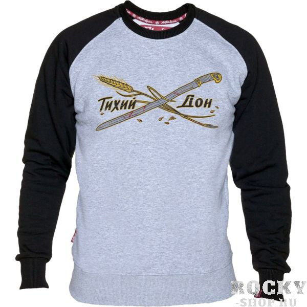 Свитшот Mother Russia Тихий Дон Mother Russia