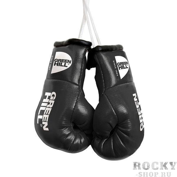 Перчатки боксерские сувенирные Green Hill, в машину Green HillСувенирная продукция<br>Сувенирные перчатки. Материал: к/з.<br><br>Цвет: Красные