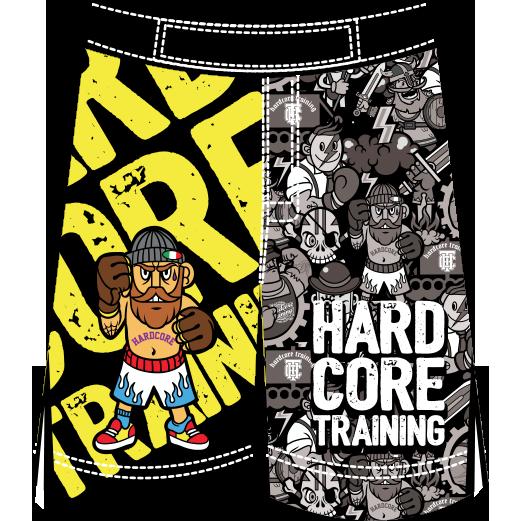 Купить Детские шорты Hardcore Training Doodles (арт. 16277)