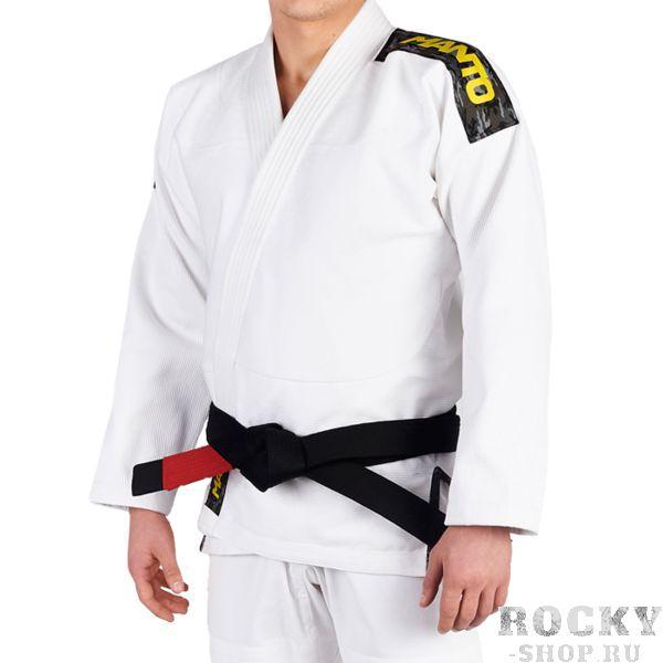 Кимоно для БЖЖ Manto Camo MantoЭкипировка для Джиу-джитсу<br>Кимоно (ги) для бжж (бразильского джиу-джицу) Manto Camo. Идеальное сочетание цена/качество. Достаточно лёгкое ги. Благодаря высокому качеству материалов и отделки это кимоно становится идеальным выбором для соревнований по BJJ. - Плотность 450 GSM - В области колен штаны дополнительно укреплены. - Воротник, наполнен пеной ЕВА для более быстрого высыхания и комфорта. Подойдет для соревнований различного уровня. Ги сделано из цельного куска ткани (без швов на спине)! Штаны на шнурке; на поясе - дополнительные петли для того, чтобы шнурок держал штаны прочно; данное ги подойдет и для новичков, и для мастеров роллинга. При стирке в горячей воде возможна усадка порядка 5%. Стирать ги рекомендуется в мягкой воде до 30 градусов без отбеливателя. Состав: 100% хлопок высокого качества.<br><br>Размер: A1