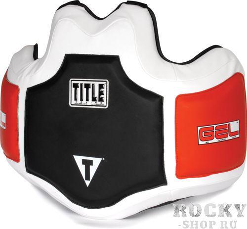 Пояс тренера Title Gel Body Protector TITLE (арт. 1633)  - купить со скидкой