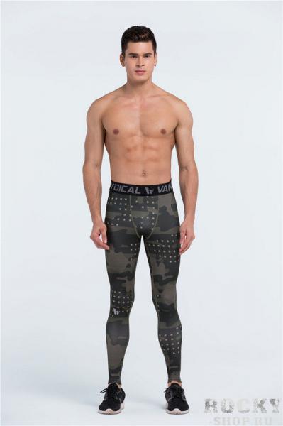 Компрессионные штаны Vansydical MAMP6055 Vansydical