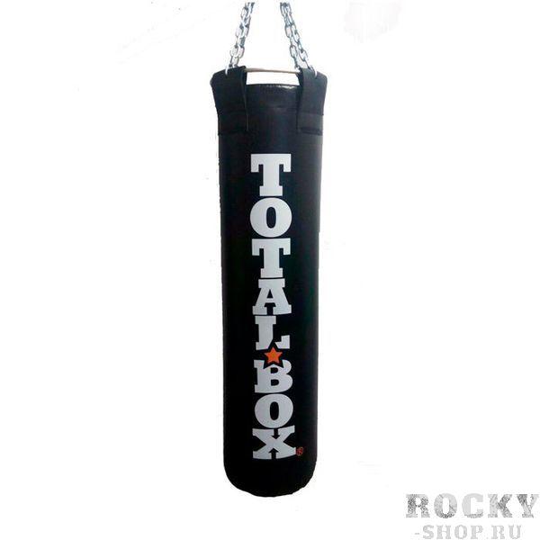 Боксерский мешок TOTALBOX серия Proffi, тент, 55 кг, 30*150 см Aquabox