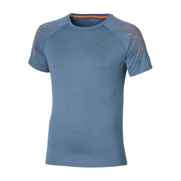 Купить Беговая футболка Asics 126236 8151 ss stripe top (арт. 16393)