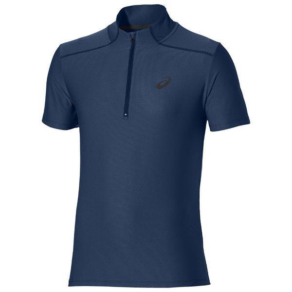 Купить Беговая футболка Asics 134087 8130 ss 1/2 zip top (арт. 16398)