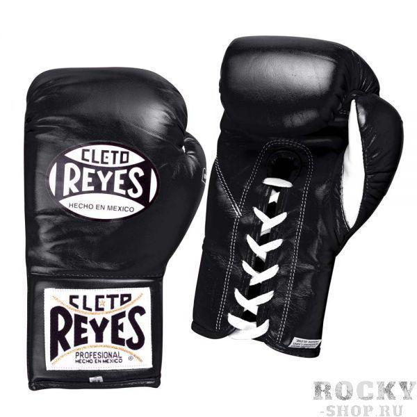 Купить Перчатки боксерские профессиональные Cleto Reyes, на шнурках Reyes 10 oz (арт. 164)