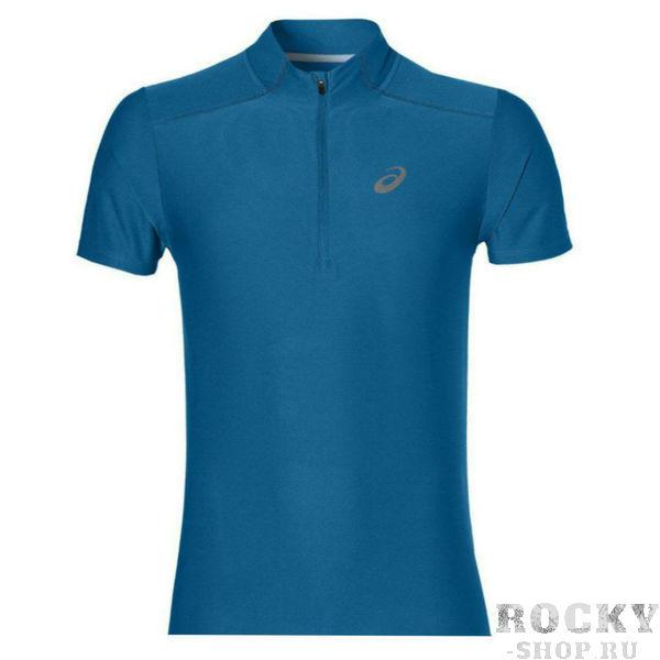 Купить Беговая футболка Asics 134087 8154 ss 1/2 zip top (арт. 16440)