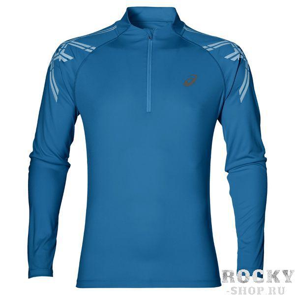 Беговая рубашка ASICS 141203 8154 ASICS STRIPE 1/2 ZIP  AsicsТолстовки / Олимпийки<br>Беговая рубашка ASICS 141203 8154 ASICS STRIPE 1/2 ZIP•Беговая рубашка или лонгслив имеет стильную расцветку и украшена небольшим логотипом ASICS на груди. •Рубашка выполнена из прочной ткани, в состав которой входит волокна полиэстера, что обеспечивает высокие эксплуатационные характеристики, прочность, износостойкость и эластичность. •Технология Motion Dry позволяет коже свободно дышать, отводит влагу и сохраняет тело в сухости и при этом припятствует образованию неприятного запаха. •Рубашка имеет прямой классический крой, она комфортно сидит на теле, не сковывая и не ограничивая свободы движений во время занятий. •Светоотражающие элементы обезопасят вас в условиях плохой видимости.<br><br>Размер INT: XL