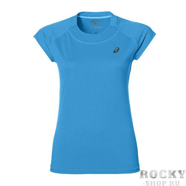 Купить Беговая футболка Asics 141646 8156 capsleeve top (арт. 16449)