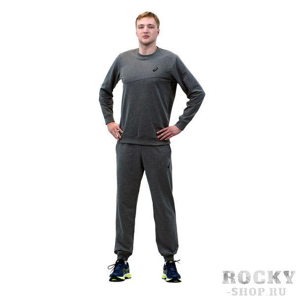 Спортивный костюм ASICS 142895 0798 SWEATER SUIT  AsicsСпортивные костюмы<br>Спортивный костюм ASICS 142895 0798 SWEATER SUIT•Стильный спортивный костюм из толстовочного трикотажа подойдет как дя тренировок, так и для повседневной носки. •Воздухопроницаемый мягкий материал отводит влагу с поверхности кожи, создавая оптимальный микроклимат и комфортные ощущения. •Модель приталенного силуэта выгодно подчеркнет вашу фигуру. •Низ толстовки и манжеты имеют трикотажную резинку для идеального облегания и комфортной носки.<br><br>Размер INT: 3XL