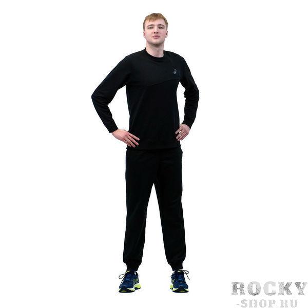 Спортивный костюм ASICS 142895 0904 SWEATER SUIT AsicsСпортивные костюмы<br>Спортивный костюм ASICS 142895 0904 SWEATER SUIT•Стильный спортивный костюм из толстовочного трикотажа подойдет как дя тренировок, так и для повседневной носки. •Воздухопроницаемый мягкий материал отводит влагу с поверхности кожи, создавая оптимальный микроклимат и комфортные ощущения. •Модель приталенного силуэта выгодно подчеркнет вашу фигуру. •Низ толстовки и манжеты имеют трикотажную резинку для идеального облегания и комфортной носки.<br><br>Размер INT: 2XL