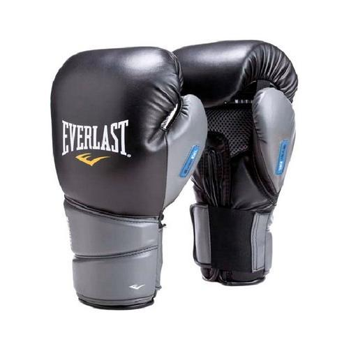 Перчатки боксерские Everlast Protex2 Gel, 12 OZ EverlastБоксерские перчатки<br>Изготовлены из высокопрочной искусственной кожи. Гелевый наполнитель для большего комфорта и безопасности. Многослойный пенистый наполнитель с технологией C3™ FOAM и PROTEX 2™ гарантирует высокий уровень защиты рук спортсмена. Улучшенная анатомическая посадка руки. Усиленная фиксация предплечья. Системы защиты пальцев THUMBLOK™, тепло и влагоотвода EverCOOL™ &amp; EverDRI™<br><br>Размер: L/XL