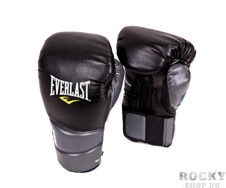 Купить Перчатки боксерские Everlast Protex2, гелевые 16 oz (арт. 1672)