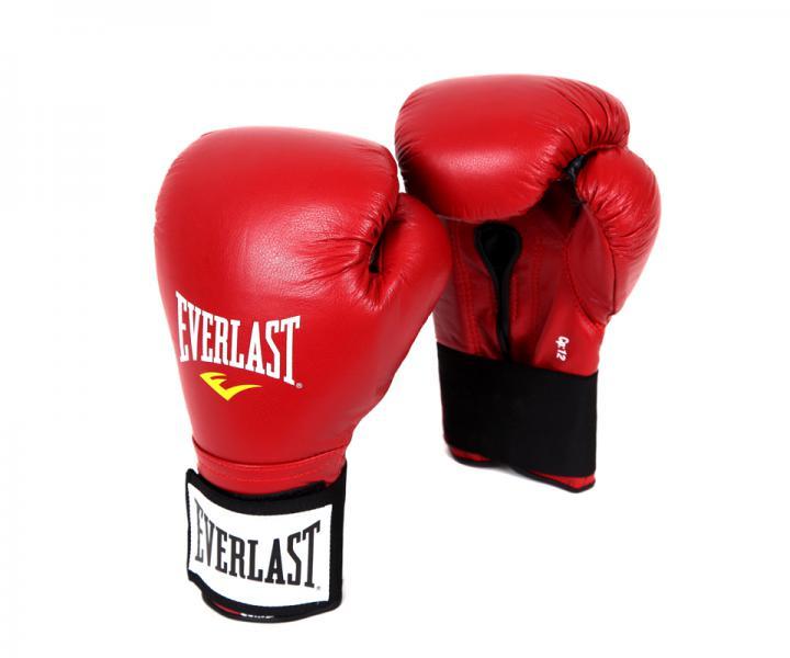 Купить Перчатки боксерские Everlast Pro Level 12 oz (арт. 1683)