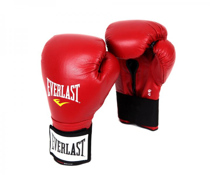 Перчатки боксерские Everlast Pro Level 16 oz (арт. 1687)  - купить со скидкой