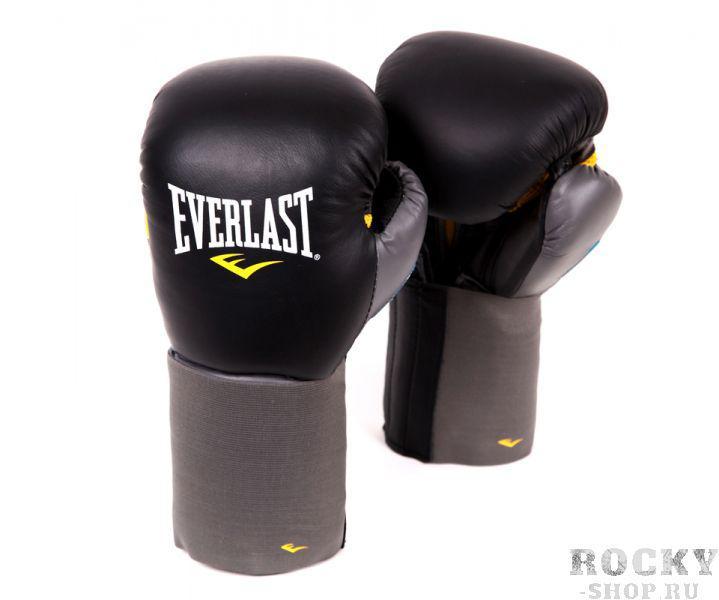 Купить Перчатки боксерские гелевые Everlast Gel Protex3 12 oz sm (арт. 1713)