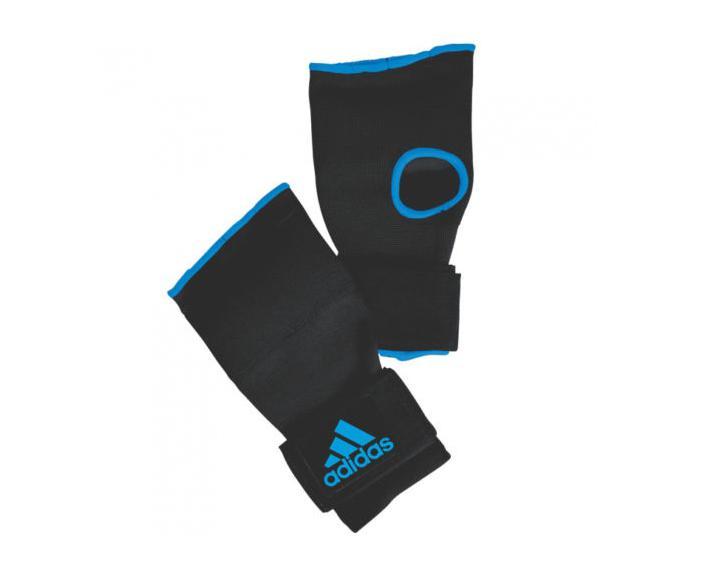 Внутренние перчатки Super Inner Gloves Gel Knuckle черно-синие Adidas