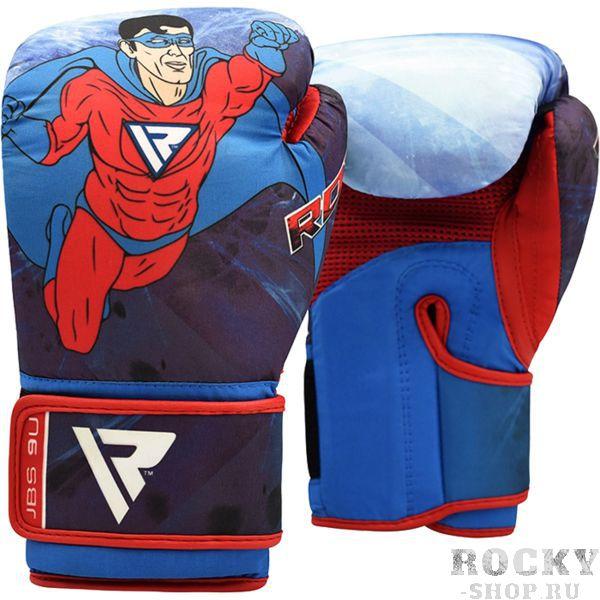 Купить Детские боксерские перчатки RDX MOTIF 6 oz (арт. 17299)
