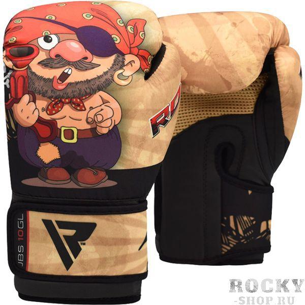 Купить Детские боксерские перчатки RDX Pirates 6 oz (арт. 17300)