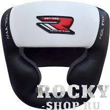 Боксерский шлем RDX RDXБоксерские шлемы<br>Боксерский шлем RDX. Классический боксёрский шлем от RDX. Высококачественная натуральная кожа покрывает этот прочный и надёжный элемент защиты. Внутренняя часть шлема. Помимо защиты самой головы, шлем так же защищает щеки и уши. Отличное соотношение цена/качество.<br><br>Размер: M