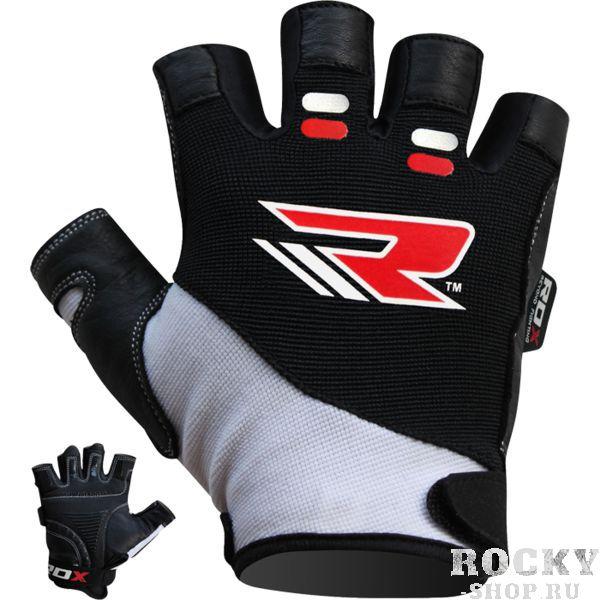 Жимовые перчатки RDX RDXПерчатки для фитнеса<br>Атлетические перчатки RDX. Великолепные перчатки для тяжелой атлетики. Перчатки изготовлены из современных прочных материалов (нейлон, полиуретан), которые прослужат вам долго. На ладони и основных фалангах сделаны дополнительные вставки, обеспечивающей мягкость и комфорт во время работы с железом (а так жетурниками, брусьями), которые предотвращают огрубение ладони и появление мозолей.<br><br>Размер: S