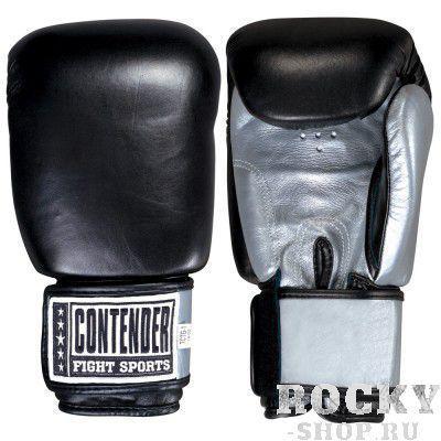 Купить Перчатки боксерские тренировочные, липучка Contender 12 oz (арт. 174)