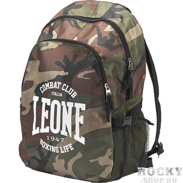 Рюкзак Leone Camo LeoneСпортивные сумки и рюкзаки<br>Рюкзак Leone Camo. Габариты: 15*32*45см. Объём: 20 литров.<br>