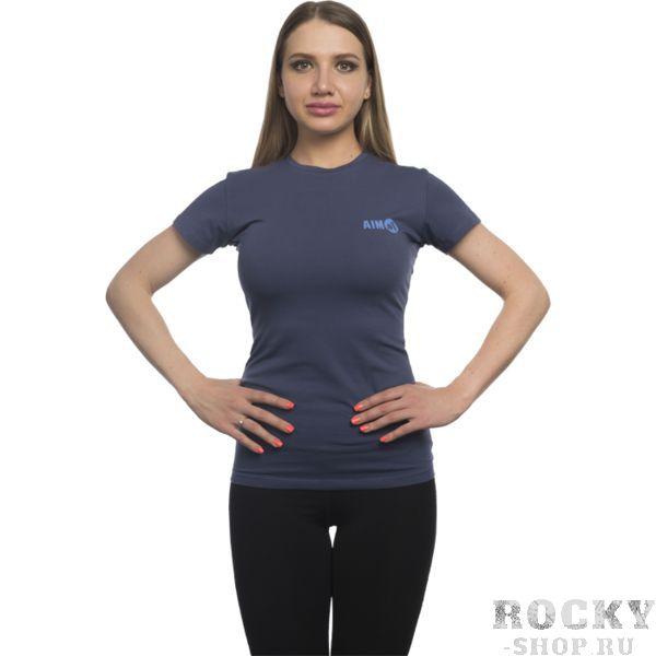 Футболка Aim AimФутболки / Майки / Поло<br>Женская футболка Aim. Супер качество и крутые дизайны гарантируем! Очень важно, что любая футболка подойдет для занятий спортом, активного отдыха или повседневного ношения! Футболки сделаны по специальному покрою, который был разработан нашими технологами, и будут идеально сидеть на фигуре, подчеркивая ваши достоинства! Стиль, индивидуальность и комфорт! Носите с удовольствием нашу одежду! Уход: машинная стирка в холодной воде, деликатный отжим, не отбеливать. Состав: 100% хлопок.<br><br>Размер INT: XS