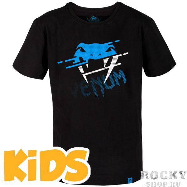 Детская футболка Venum Tornado VenumДля MMA<br>Детская футболка Venum Tornado. В юном возрасте хочется щеголять не чуть не меньше, а возможно даже и больше, чем во взрослом возрасте. Подарите возможность выделиться юному спортсмену! Для них внимание одноклассников значит больше, чем вы можете себе представить. Состав: 100% хлопок.<br><br>Размер: 12 лет