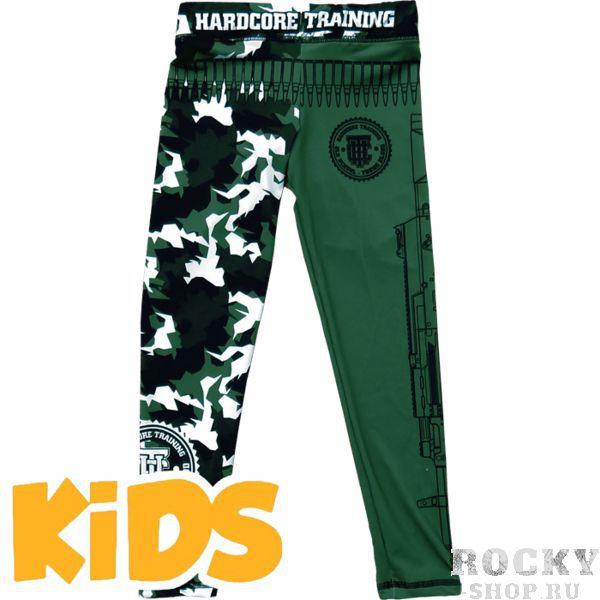 Детские леггинсы Hardcore Training Arctic Camo Hardcore Training